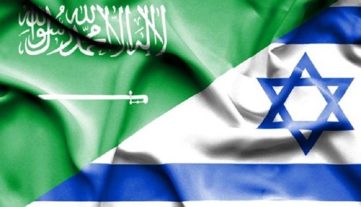 Suudi Arabistan'la Korsan İsrail'in Yakınlaşma Çabaları