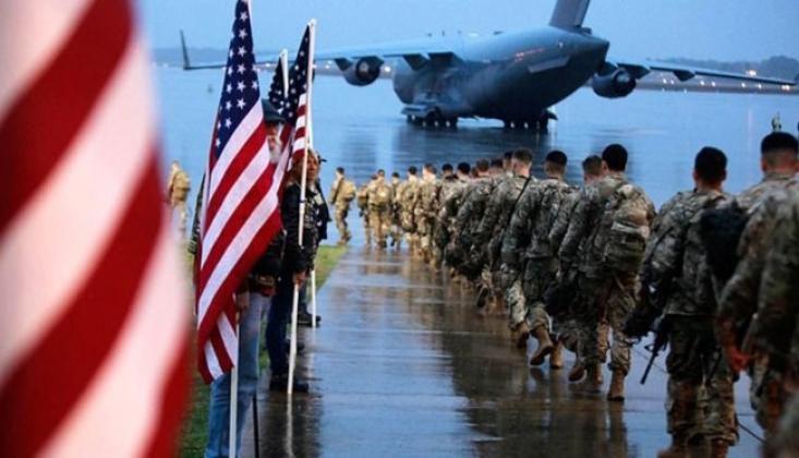 Irak: ABD Birlikleri Irak'tan Çekilmeli
