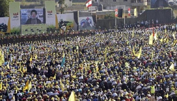 Hizbullah'ın Fransa Üzerinden ABD'ye Mesajı; Eli Kolu Bağlı Oturmayacağız
