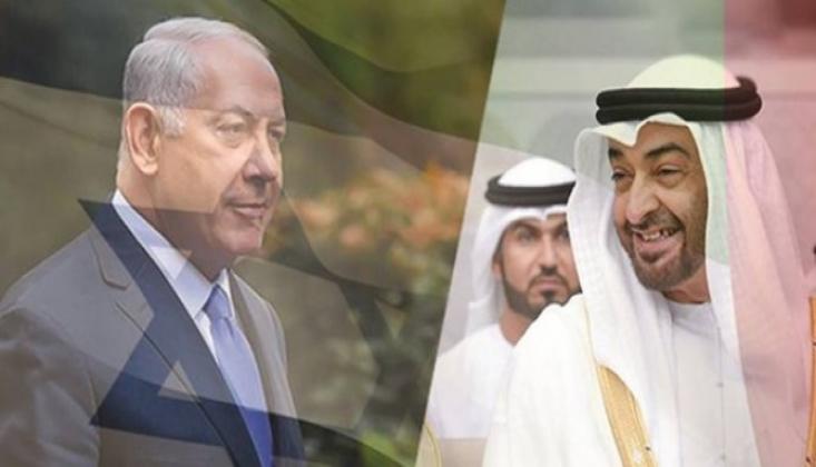 BAE ve İsrail Anlaştı