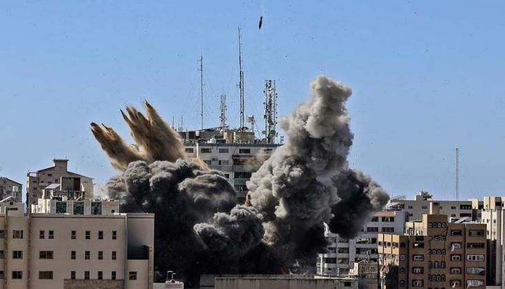 İşgalci İsrail İçin Savaş Suçu Duyurusu