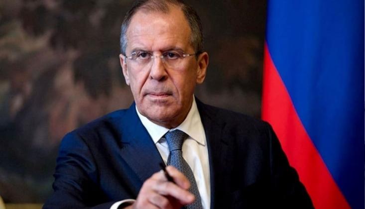 Lavrov'dan Libya Açıklaması