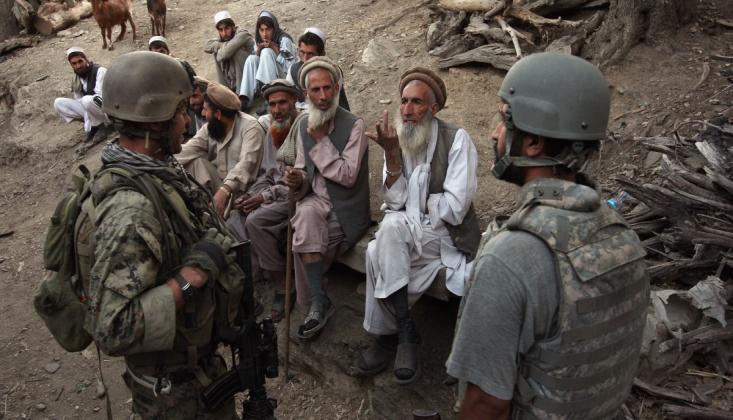 Afganların Tahliyesini Öngören Yasa Onaylandı
