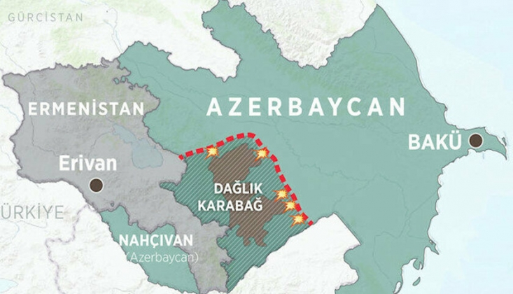 Dağlık Karabağ'da Savaşı Sona Erdirecek Anlaşma İmzalandı