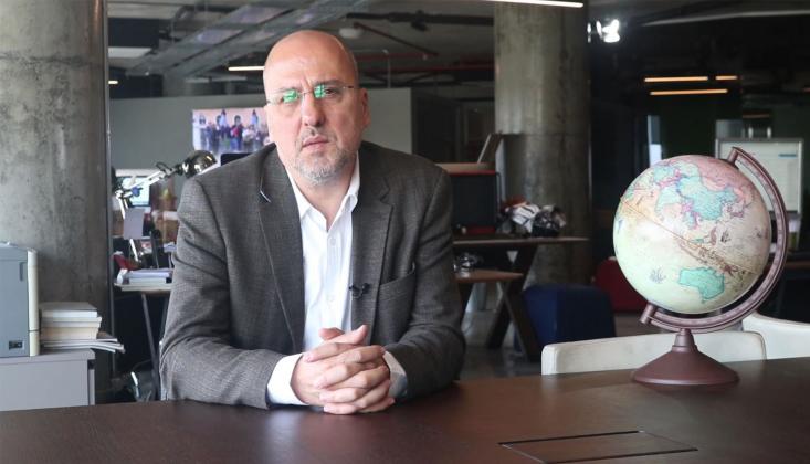 Ahmet Şık, HDP'den İstifa Etti