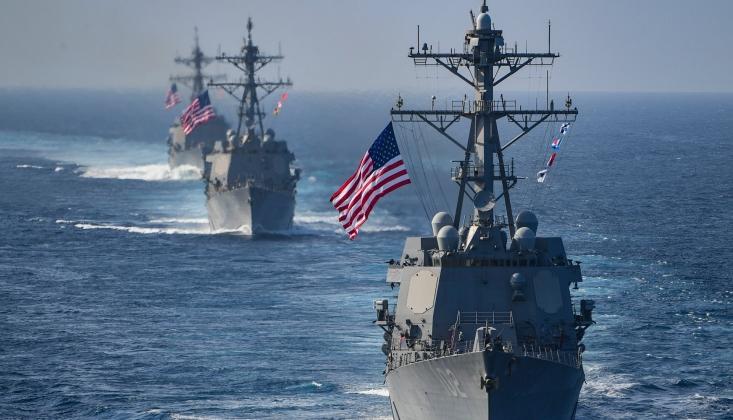 Rusya'dan ABD Gemilerine İlişkin Açıklama