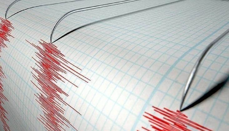 Bursa'da 3.2 Büyüklüğünde Deprem