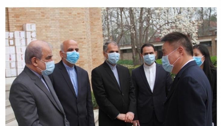 Çin: ABD İran'ın Mücadelesini Olumsuz Etkiliyor