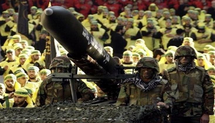 Hizbullah'ın Füzeleri, Siyonistlerin Uykusunu Kaçırıyor