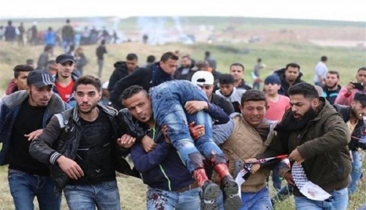 337 Filistin'li Şehit Edildi