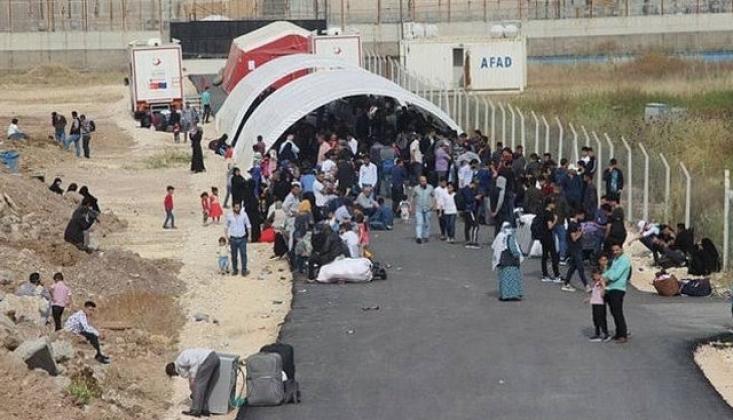 Suriyeli Sayısı Bir Ayda 8 Bin 529 Kişi Arttı!