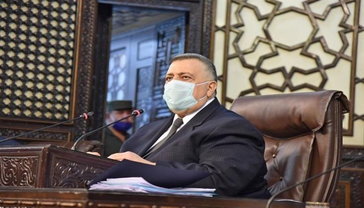 Suriye Meclis Başkanı: Filistin Davasından Asla Vazgeçmeyeceğiz
