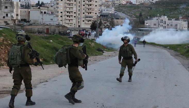 İşgal Rejimi Beyta Kasabasında Filistinlilere Saldırdı