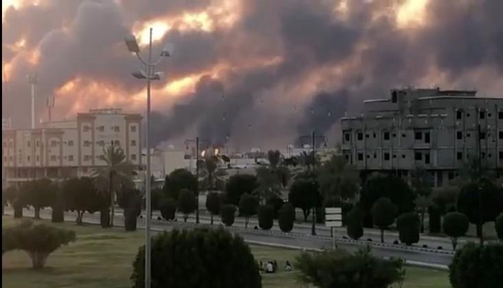 Arabistan: Aramco Saldırısı İçin İran'a Karşı Gerekli Adımları Atacağız