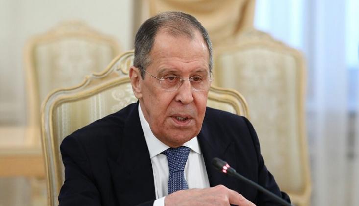 Lavrov, AGİT Minsk Grubu Eş Başkanlarıyla Karabağ'ı Görüştü