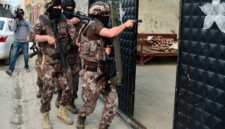 Osmaniye'de IŞİD Operasyonu