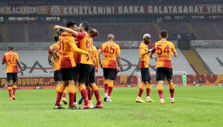 Galatasaray Haftayı Lider Kapattı