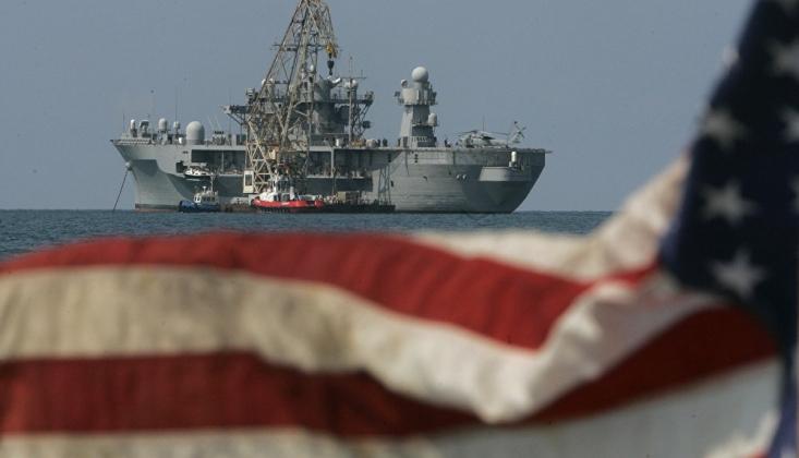 ABD 6. Filo'su Karadeniz'e Destroyer Gönderdi