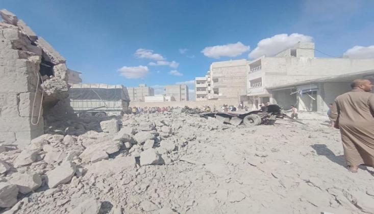 El-Bab'da Patlama; Yaralıların Durumu Ağır