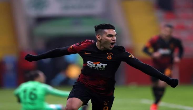 Galatasaray, Kayseri Deplasmanından 3 Puanla Döndü