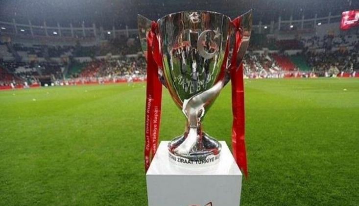Türkiye Kupası'nda Program Açıklandı!