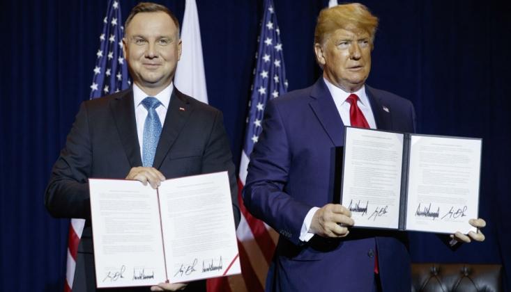 Polonya, ABD Askerleri İçin Tesisler İnşa Edecek