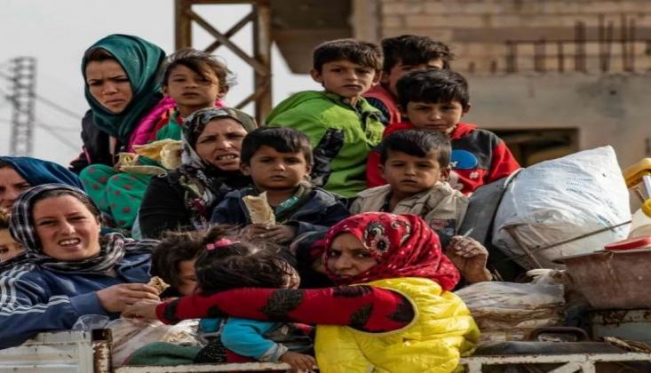 Türkiye'deki Suriyelilerin Doğum Oranı
