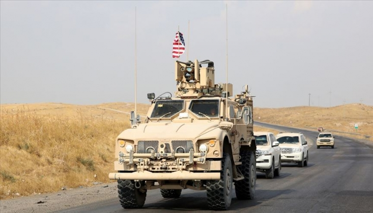 Amerika'ya Ait 25 Araç, Suriye'nin Kuzeyine Giriş Yaptı