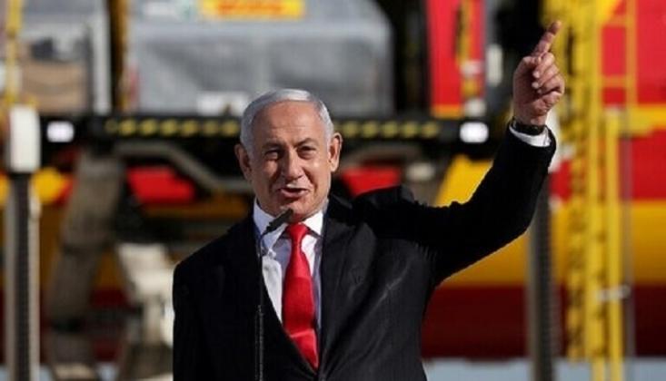 Netanyahu Seçim Çağrısında Bulundu