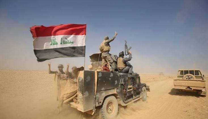 Haşdi Şabi IŞİD'e Ait Barınakları İmha Etti