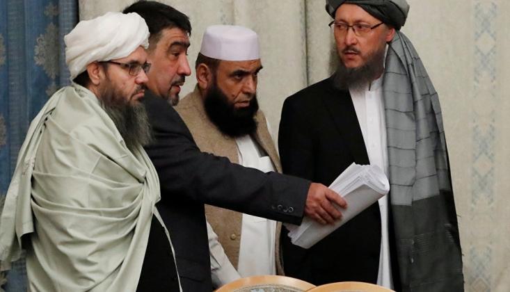ABD İle Taliban Arasındaki Barış Anlaşması İçin Tarih Verildi