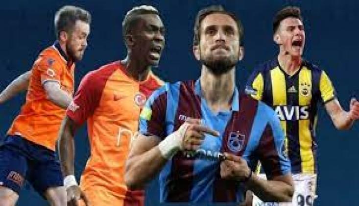Süper Lig'in En Değerli Futbolcuları Belli Oldu!