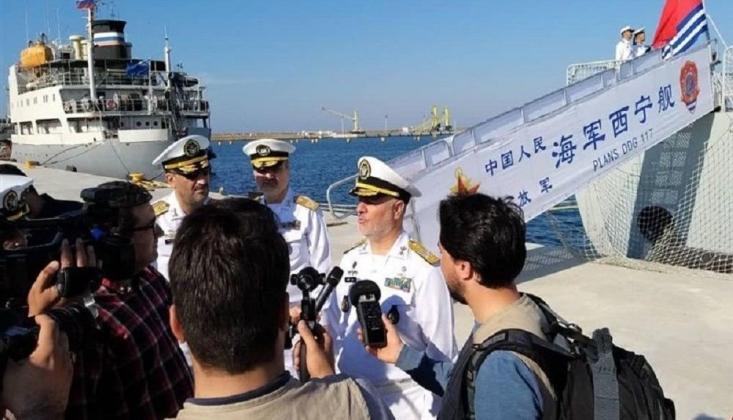'ABD, İran-Rusya-Çin Ortak Tatbikatını Engellemeye Çalıştı'