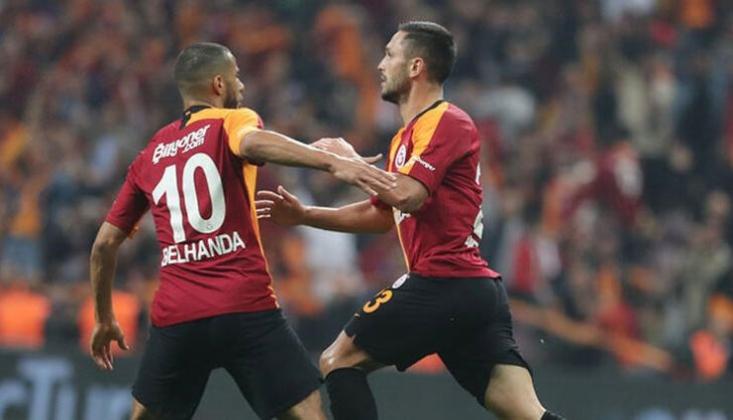 Galatasaray'da Son Dakika Belhanda ve Andone Gelişmesi