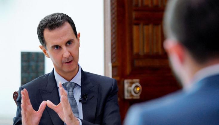 Esad'dan Bağdadi Açıklaması