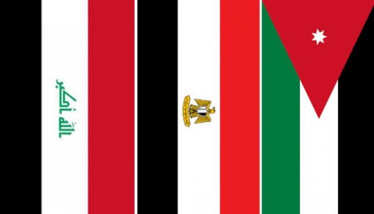 Irak, Mısır ve Ürdün Yetkilileri Bir Araya Geliyor