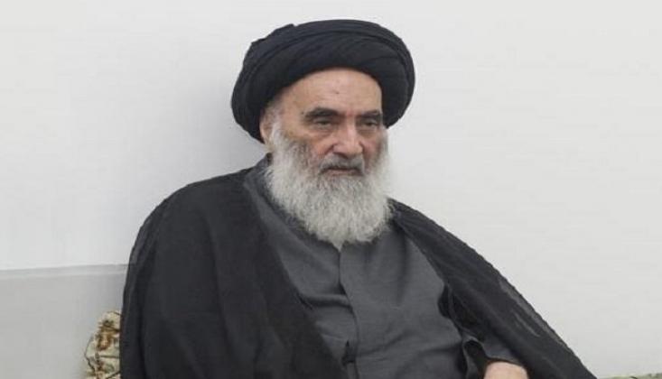 Ayetullah Sistani'den Iraklı Gruplara Çağrı