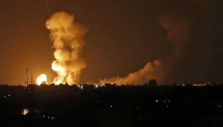 Yemen Ordusu Cidde Havaalanı'nı Vurdu