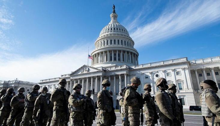 Pentagon, 25 Bin Askeri Taramadan Geçirecek