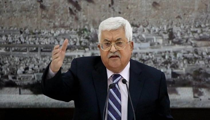 Abbas'tan Netanyahu'ya: Tüm Anlaşmalar Biter