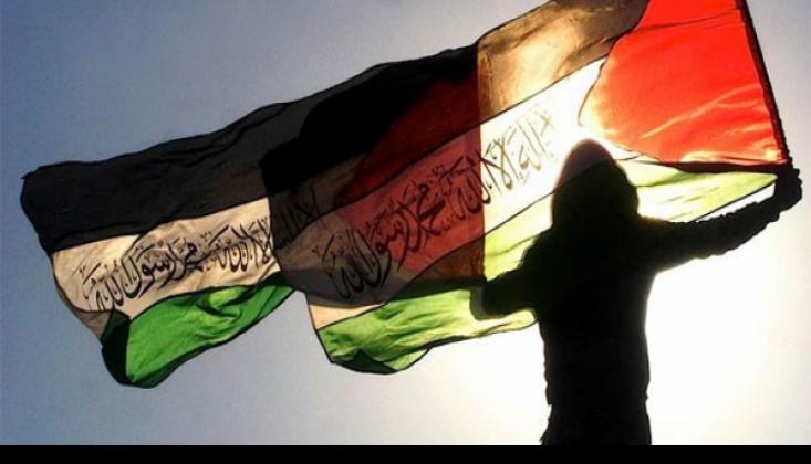 Filistinliler İsrail ile Normalleşmeyi Protesto Etti