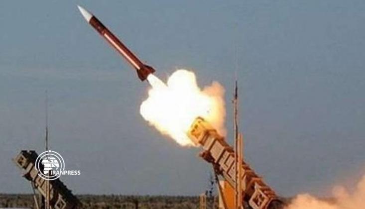Suriye Hava Savunması Şam'ı Hedef Alan Saldırıyı Püskürttü
