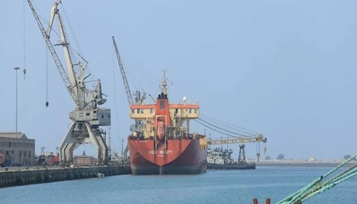 Suudi Koalisyon, Yemen Halkı İçin Kullanılacak Gazı Taşıyan Bir Gemiyi Kaçırdı