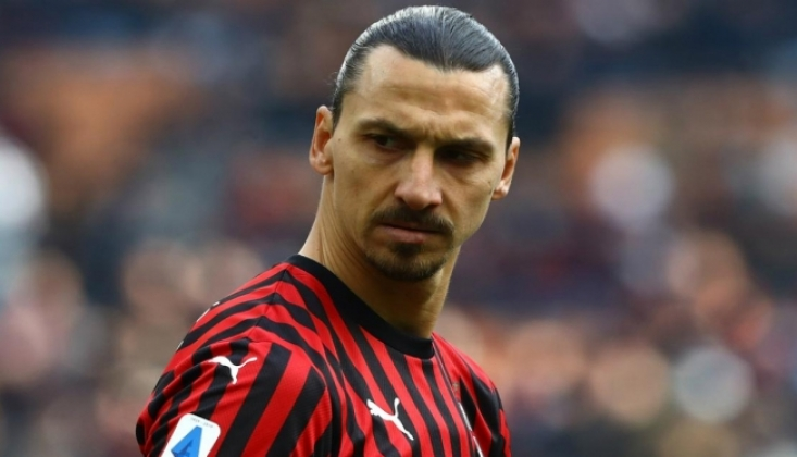 Zlatan Ibrahimovic'ten Şok Karar!