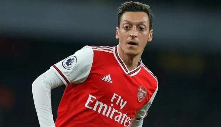 Curtius'dan Mesut Özil İtirafı