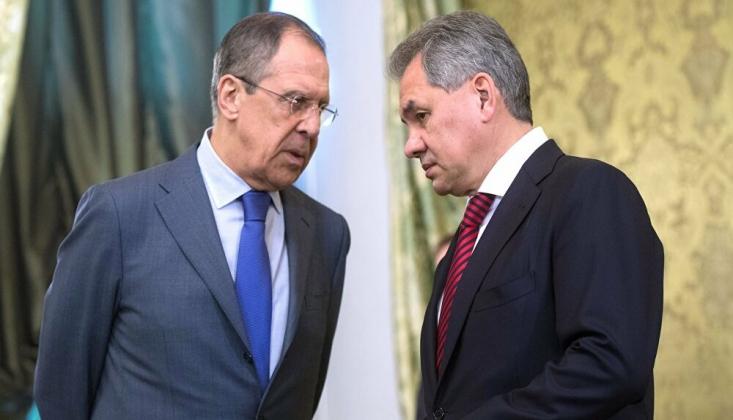 Rus Bakanlar Türkiye'ye Geliyor