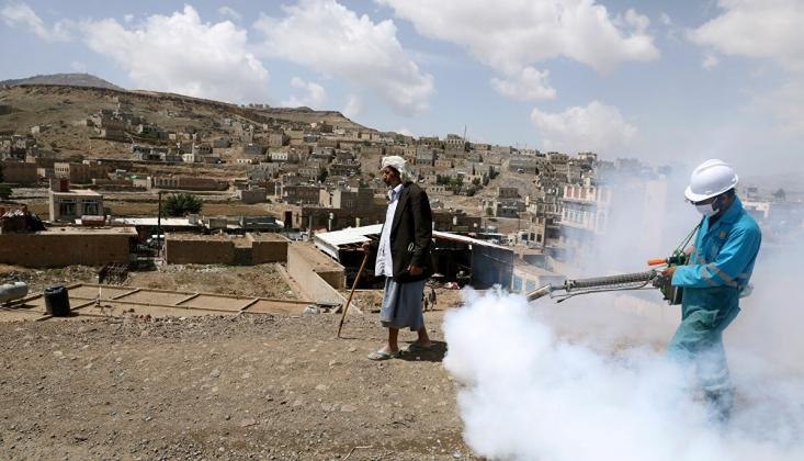 Yemen'de Kovid-19'dan Ölen Kişi Sayısı 1000'i Geçti