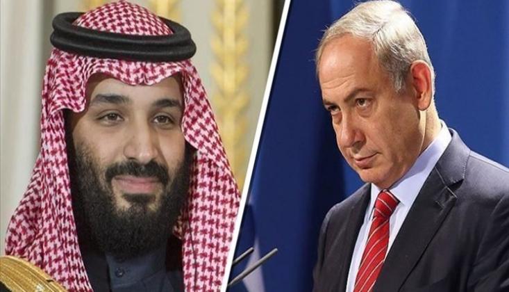 Siyonist Analist: Bin Selman, BAE-İsrail Anlaşmasının Ana Ortağıdır
