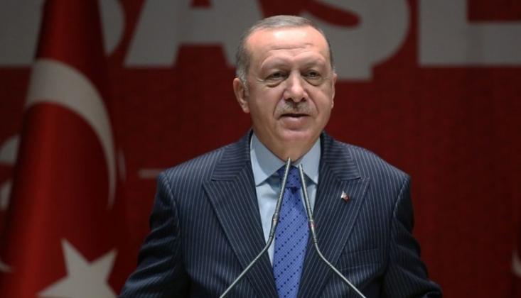Erdoğan, AB Yetkilileri İle Mülteci Sorununu Görüştü