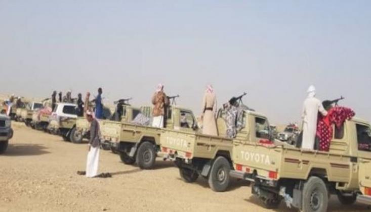 Yemenli Kabileler İle Suudi Ordusu Çatıştı